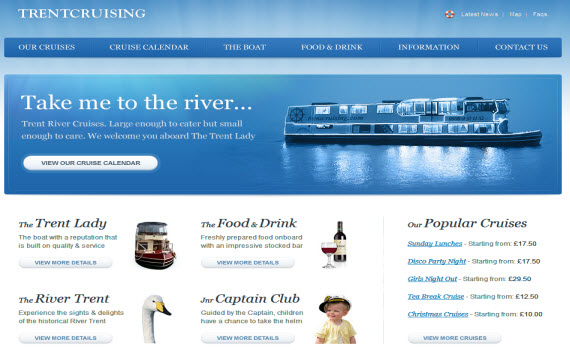 trent-cruising-fresh-corporate-web-design-inspiration