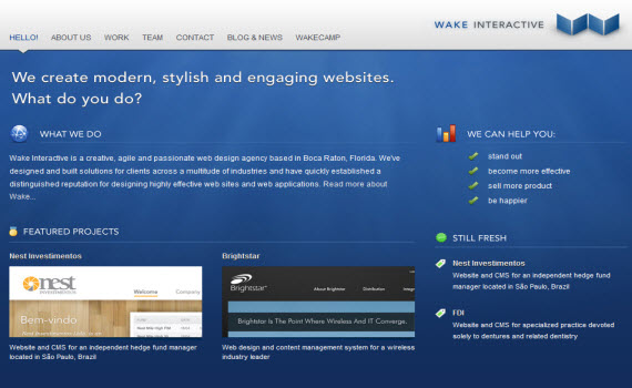 wake-interactive-fresh-corporate-web-design-inspiration