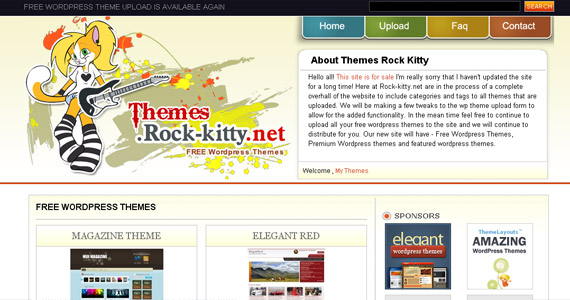 rock-kitty-best-free-wordpress-theme-site