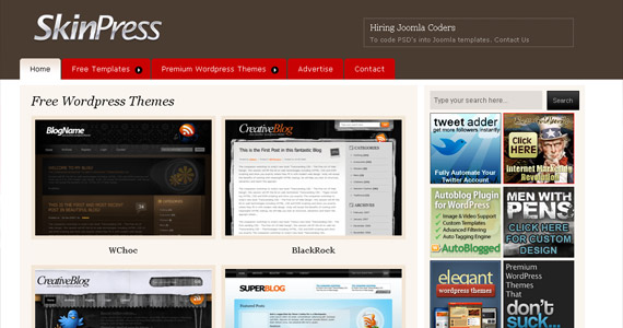 skinpress-best-free-wordpress-theme-site