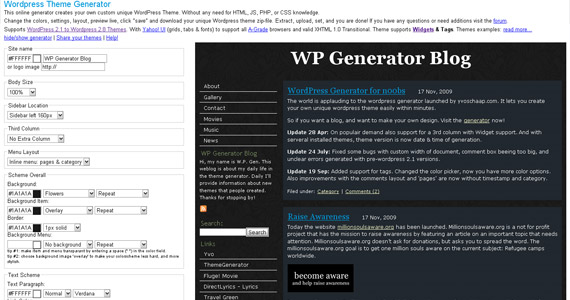 wp-theme-generator-best-free-wordpress-theme-site