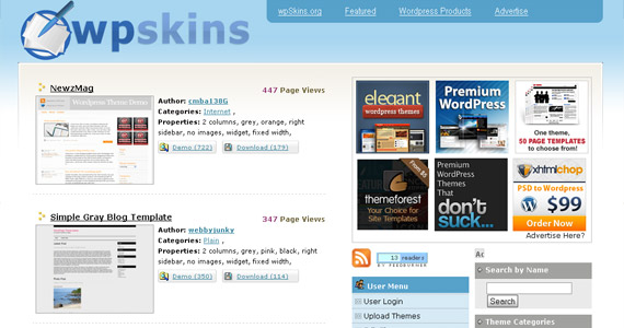 wpskins-best-free-wordpress-theme-site