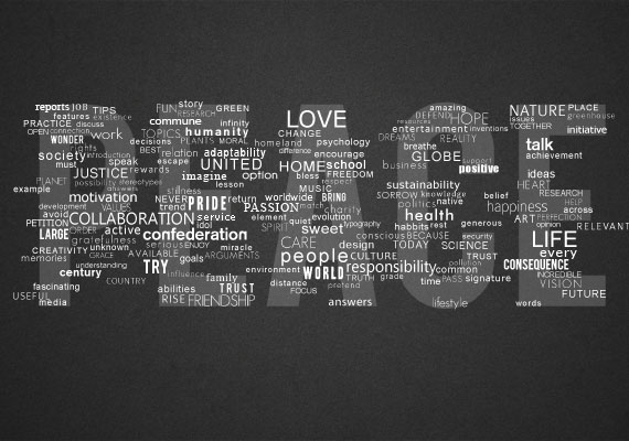 How To Make A Typographical Wallpaper In Adobe Photoshop