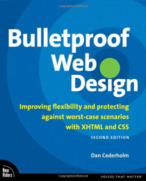 bulletproof-webdesign-web-development-books