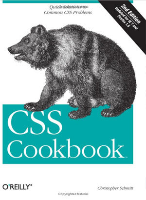 css-cookbook-development-books