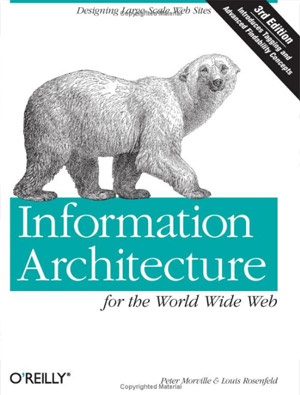 information-architecture-book-web-development