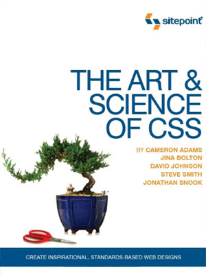 the-art-science-of-css-web-development-books
