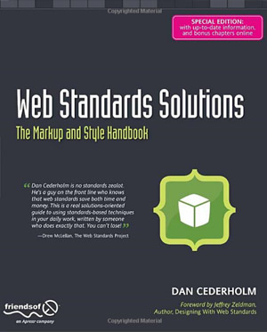 web-standards-solutionst-webdesign--development-books