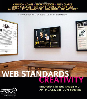 web-strandards-creativity-web-development-books