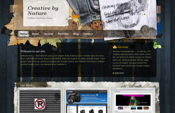 creative-nature-free-premium-wordpress-theme