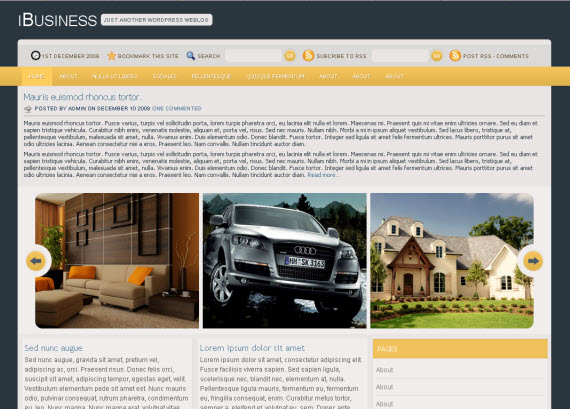 ibusiness-free-premium-wordpress-theme