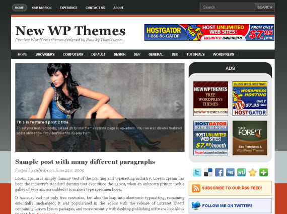 livien-free-premium-wordpress-theme