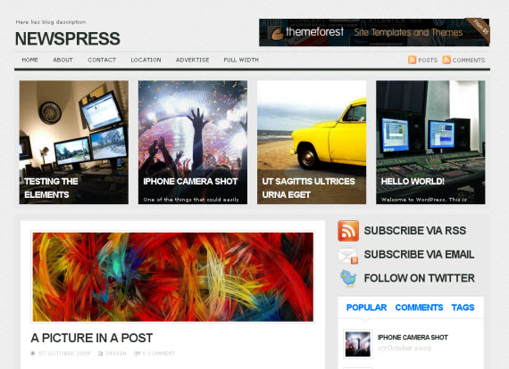 newspress-free-premium-wordpress-theme