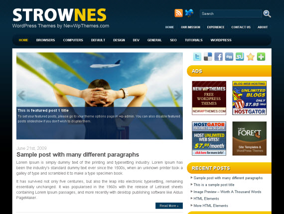 strownes-free-premium-wordpress-theme