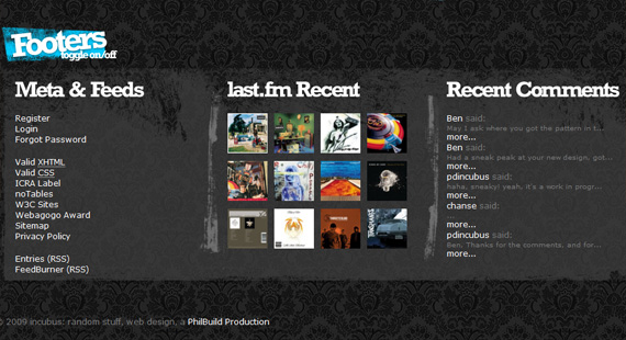 incubus-webdesign-footer