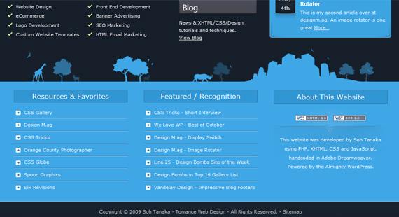 sohtanaka-webdesign-footer