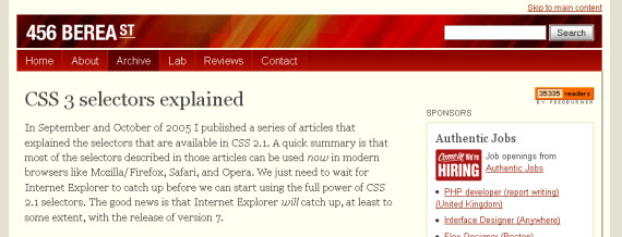 explained-selectors-css3-useful-webdev-webdesign-resources