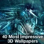40 Most Impressive Abstract 3D Wallpapers