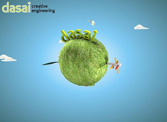 dasai-3d-flash-inspiration-webdesign