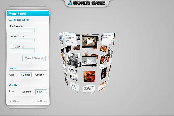 50 Cool 3D Website Designs for Inspiration - 1stWebDesigner