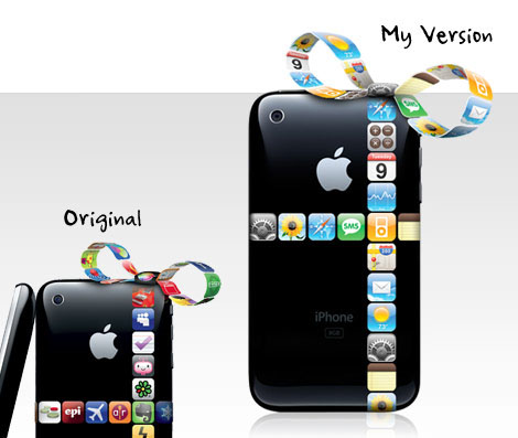 iphone-gift-ribbon-apple-related-photoshop-tutorials
