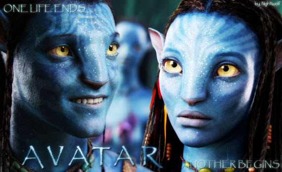 Couple-together-high-quality-avatar-movie-desktop-background-wallpapers
