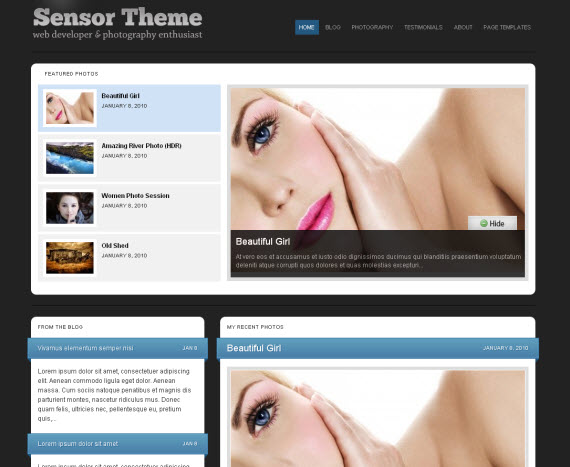 Sensor-commercial-wordpress-portfolio-showcase-theme