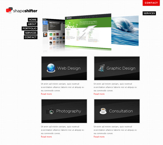 Shapeshifter-commercial-wordpress-portfolio-showcase-theme