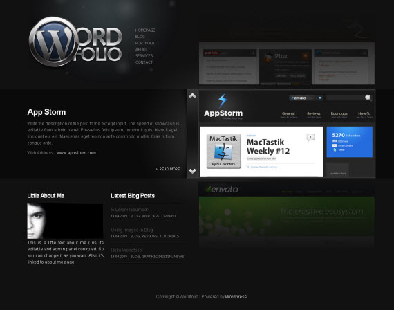 Wordfolio-commercial-wordpress-portfolio-showcase-theme