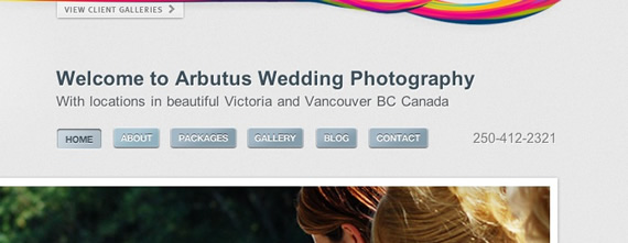 Arbutus-photography-css-navigation-inspiring-webdesign