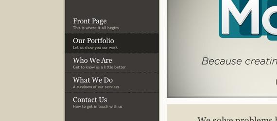 Interactive-css-navigation-inspiring-webdesign