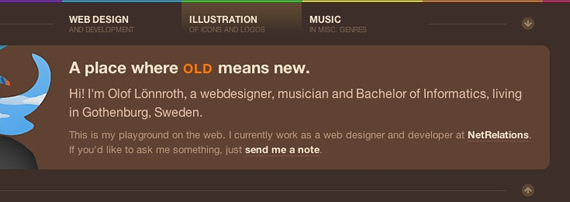 Lonn-roth-css-navigation-inspiring-webdesign