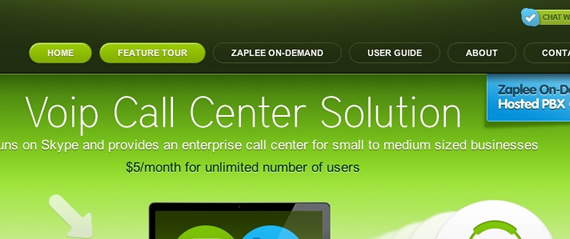 Zaplee-css-navigation-inspiring-webdesign