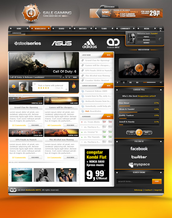4sale-web-design-interface-inspiration-deviantart