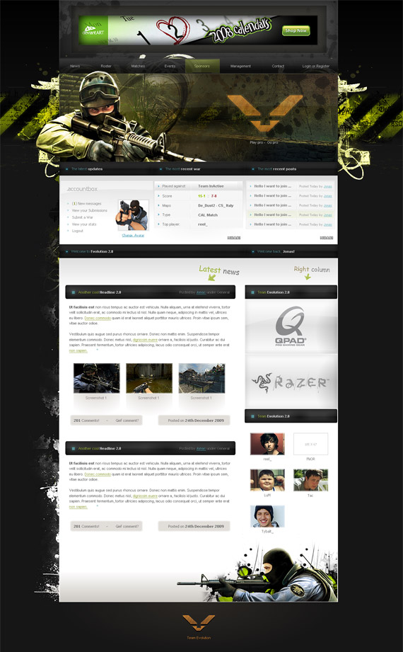 Counter-strike-web-design-interface-inspiration-deviantart