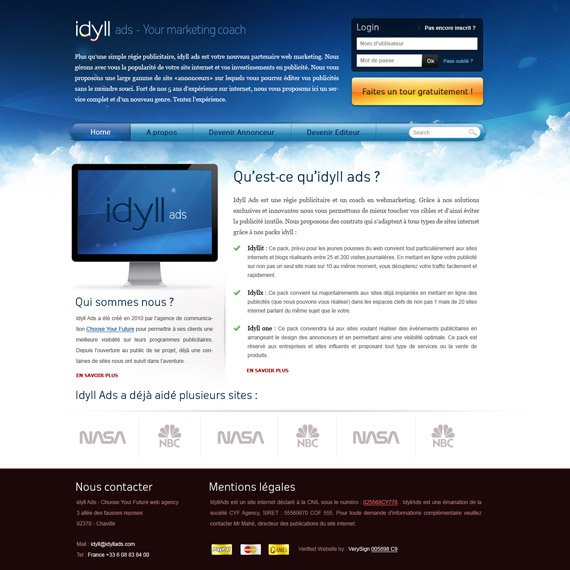 Idyll-ads-web-design-interface-inspiration-deviantart