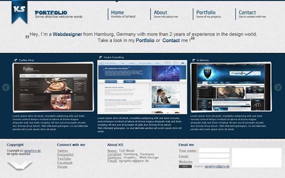 Ks-portfolio-web-design-interface-inspiration-deviantart