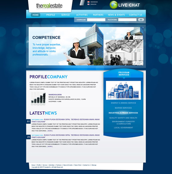 Real-estate-web-design-interface-inspiration-deviantart