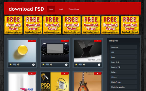 download-psd-photoshop-psd-resource-sites