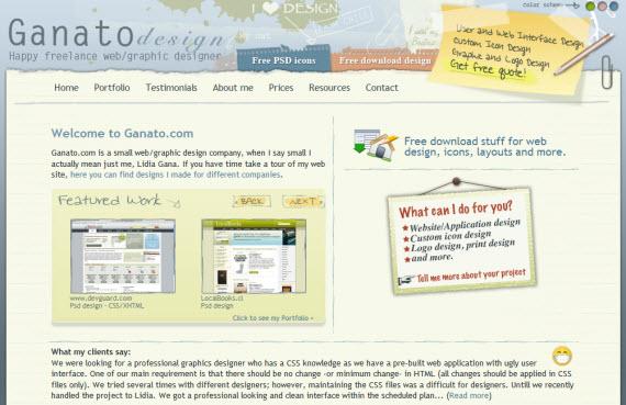 ganato-design-photoshop-psd-resource-sites