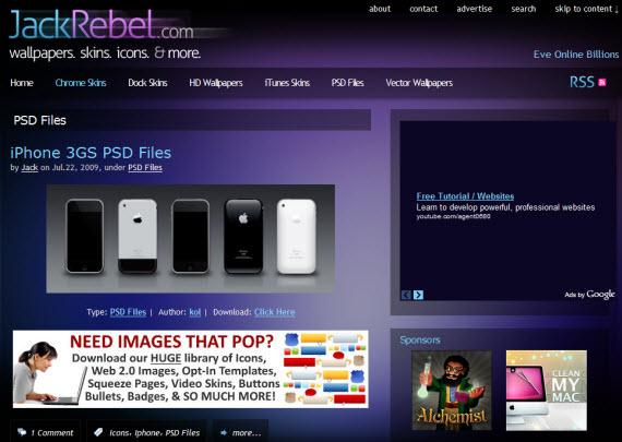 jack-rebel-photoshop-psd-resource-sites
