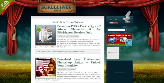 lorelei-web-design-photoshop-psd-resource-sites