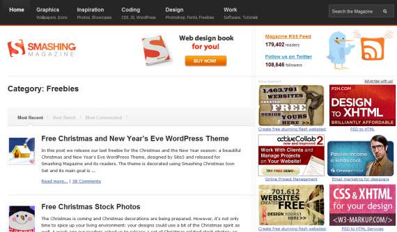smashing-magazine-photoshop-psd-resource-sites