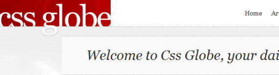 cssglobe-fresh-promotional-user-links-sites