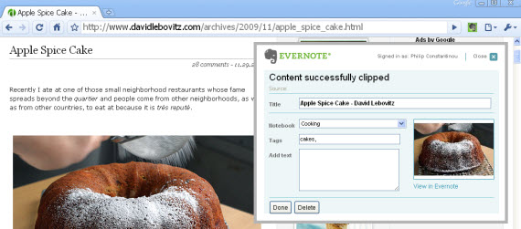 Evernote-web-clipper-valuable-google-chrome-extensions-web-design