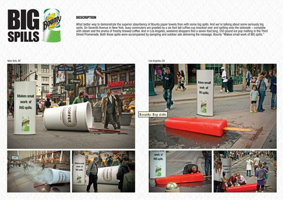 Big-spills--most-interesting-and-creative-ads