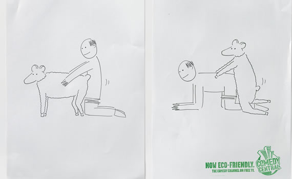 Comedy-central-most-interesting-and-creative-ads