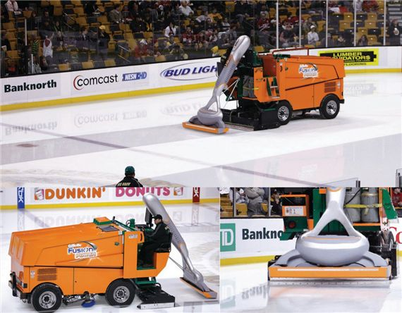 Gilette-ambient--most-interesting-and-creative-ads