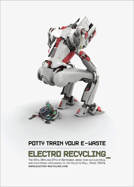 Recycling-robot--most-interesting-and-creative-ads