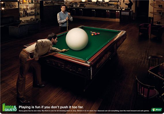 Sisal-biliard-most-interesting-and-creative-ads